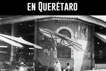 Charla sobre El Comercio en Querétaro