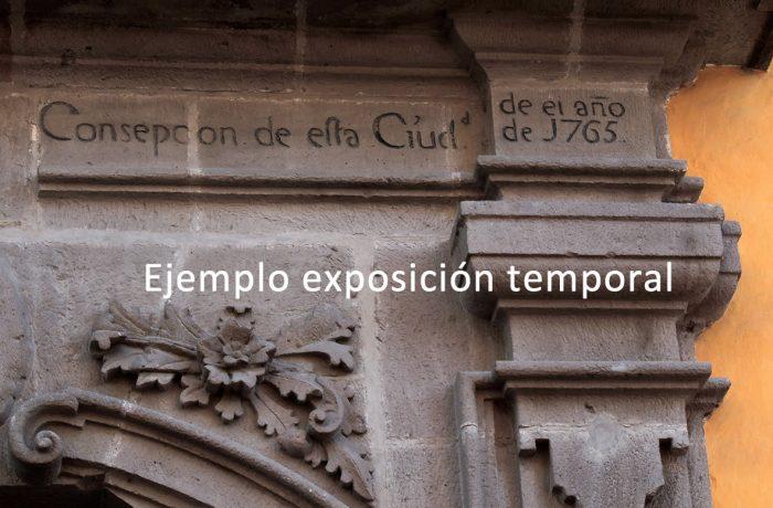 Temporal muestra